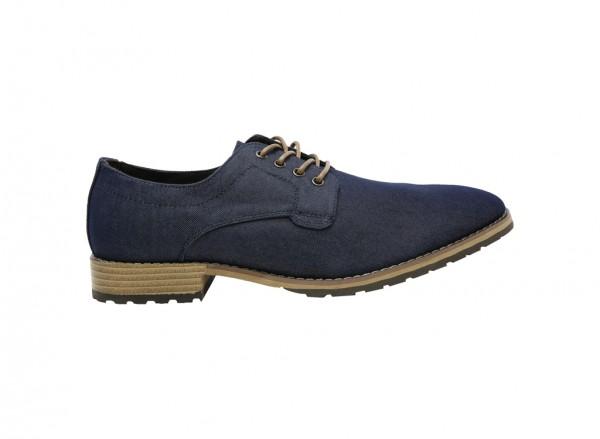 Clap Blue  Shoes