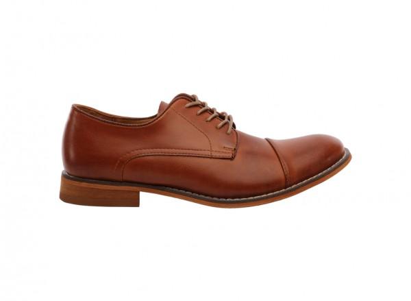 City Fashion Brown Shoes-30210501-HAMGISL