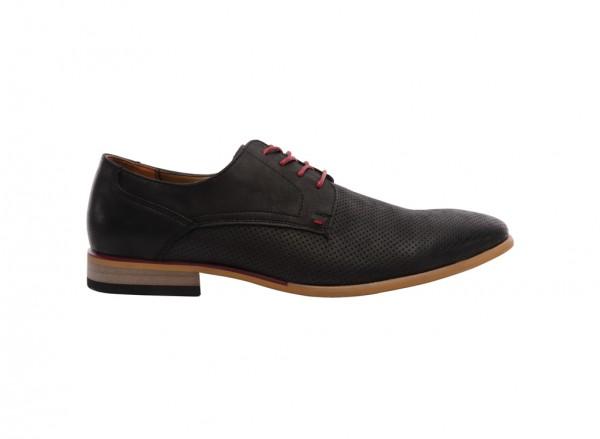 City Fashion Black Shoes-30210501-SEVUVIEL