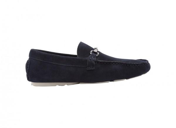 City Fashion Navy Shoes-30210502-LIZZA