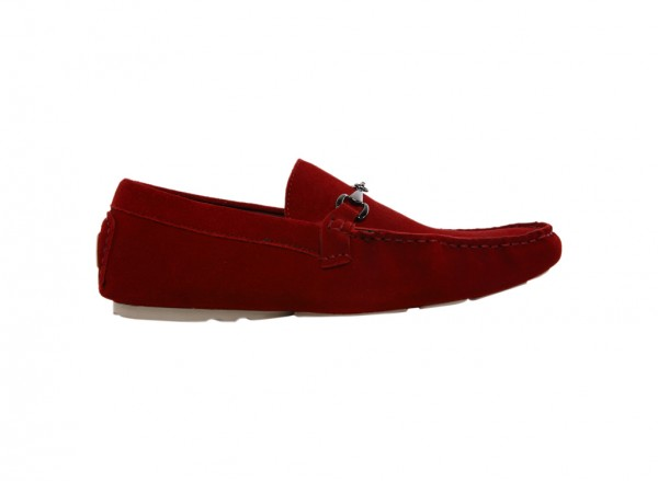 City Fashion Red Shoes