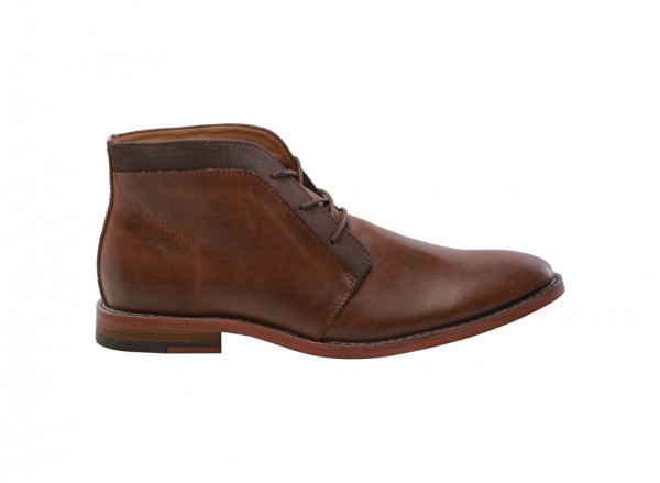 Coccorino Brown Lace-Up