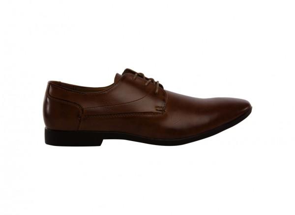 Dress Fashion Brown Shoes-30210801-TROINIEL