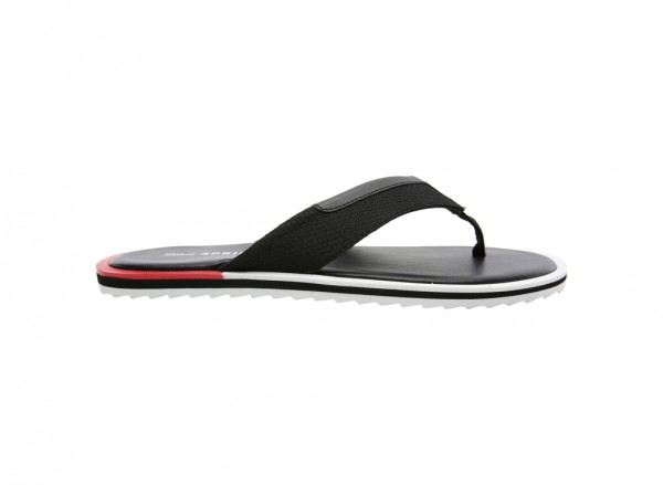 Adreicia Black Sandals