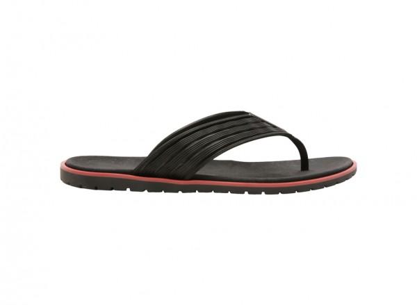 Rockland Black Sandal
