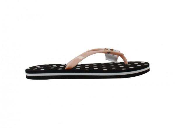 Cleavanta Pink Flip Flops