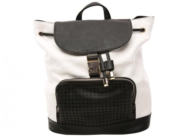 Caselette White Backpacks