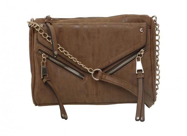 Chesnut Brown Cross Body Bag