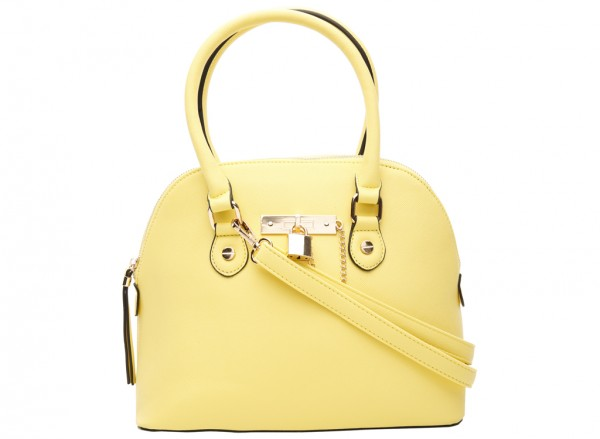 Erroma Yellow Satchels