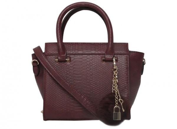 حقيبة موريس حمراء