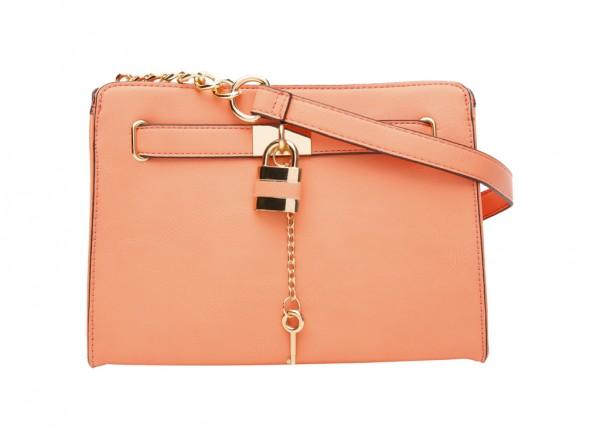 Orbetello Orange Cross Body Bag