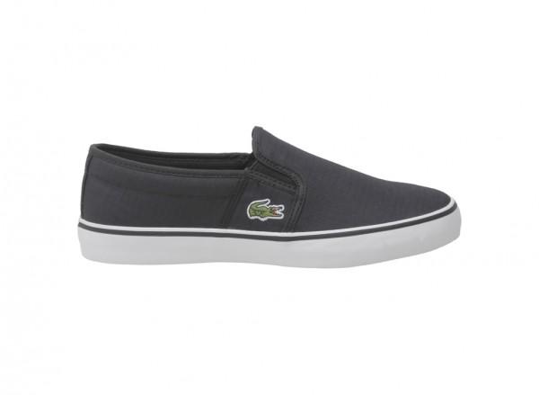 Gazon Black Slip-Ons-32SPW0111-024
