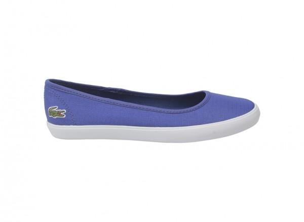 Marthe Blue Slip-Ons