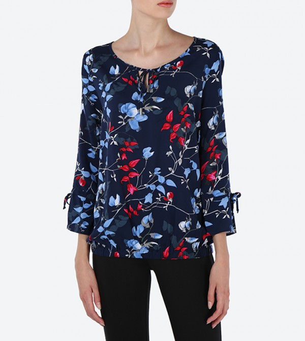 417-0390WY005-2-NAVY-FLORAL
