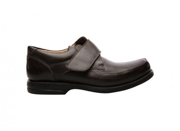 Tapajos Brown Slip-Ons - 454540