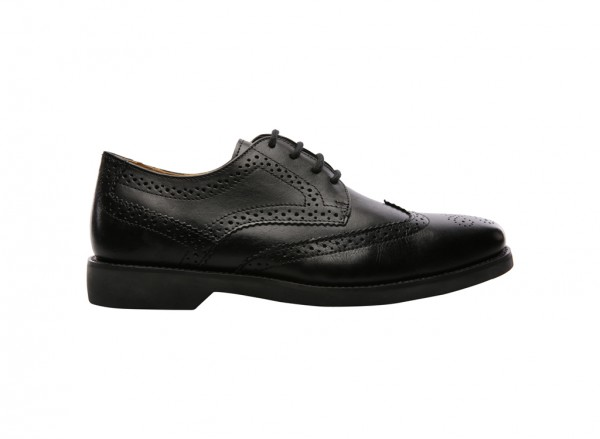 Tucano Black Lace-Ups - 565626