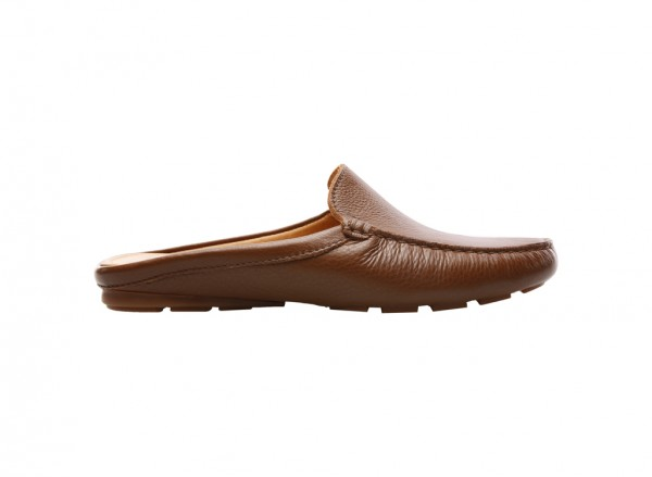Glamour Brown Loafers - 60001