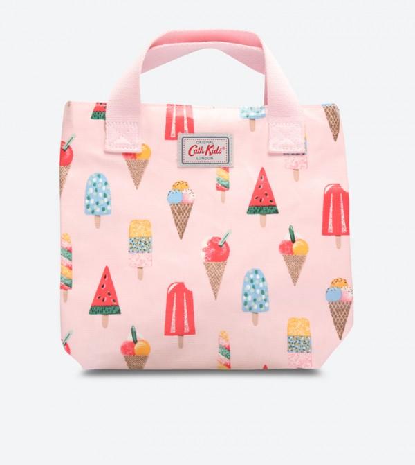 Cath Kidston Ice Cream Printed Mini Book Bag - Pink 742719 CATH 3ea2cc6e2e17a