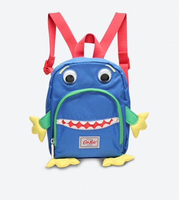 5a82038531 Cath Kidston Monster Mini Backpack - Blue 745383-CATH