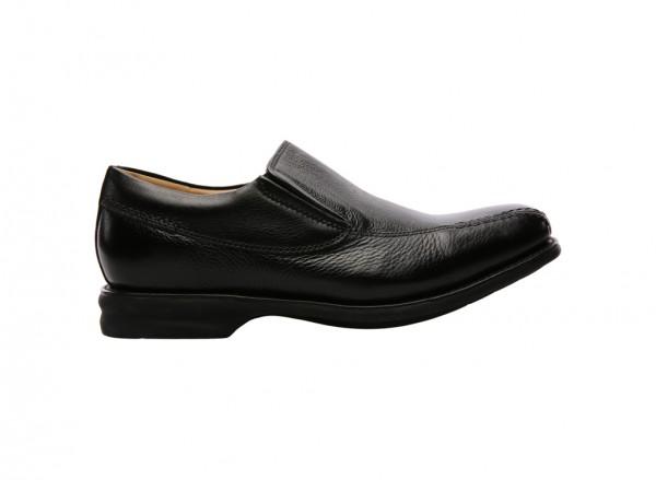 Belem Black Slip-Ons - 747499