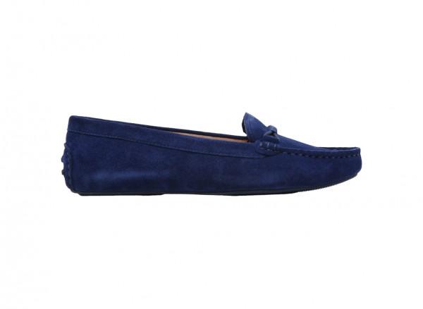 حذاء لوفرز كحلي