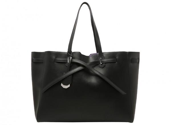 Shoulder Bag - Black - PW2-46100049