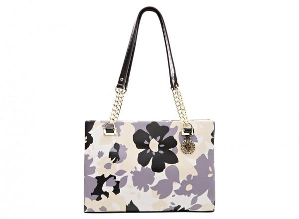 Anne Klein City Dweller  Handbag  For Women - Man Made White