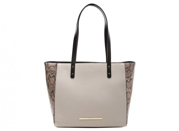 Anne Klein it?S The One Handbag Tote Lg For Women - Man Made White