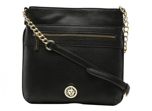 Fresh Start Black Cross Body Bag