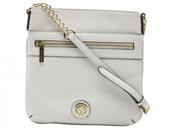 حقيبة بلون أبيض