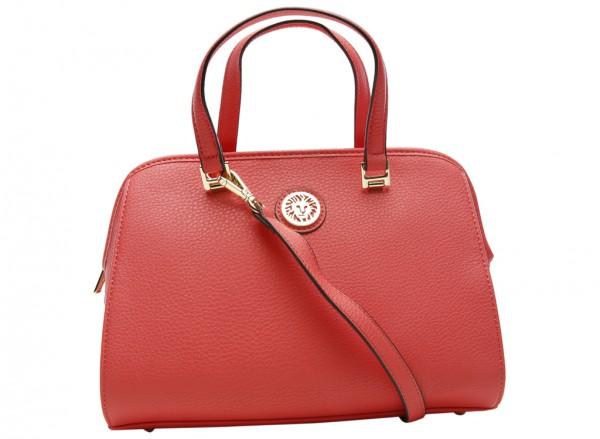 حقيبة بلون مرجاني