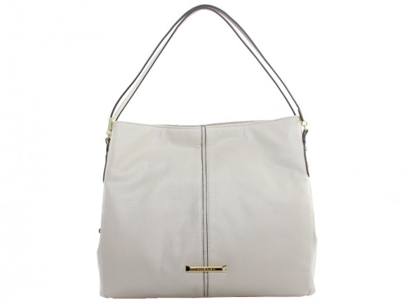 Kick Start Beige Satchels-AKAK60426012