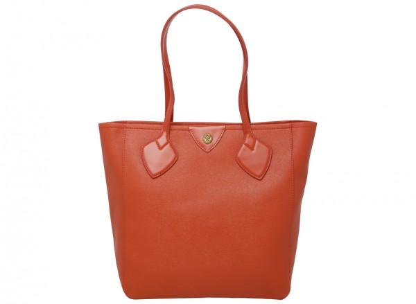 حقيبة يد جيورجيا برتقالية