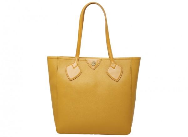 حقيبة يد جيورجيا صفراء