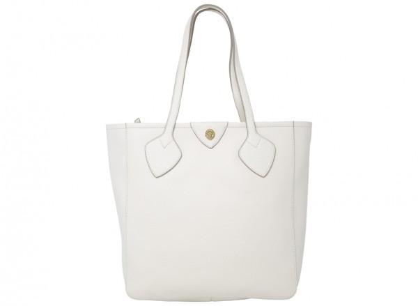 حقيبة يد جيورجيا بيضاء