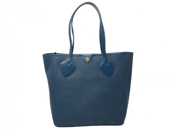 حقيبة يد جيورجيا زرقاء