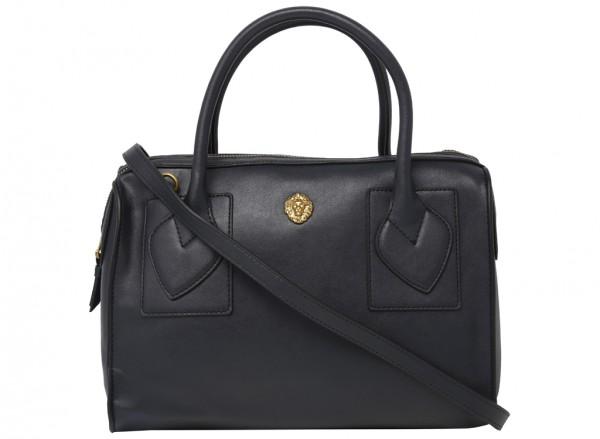 Bey Navy Satchels & Handheld Bags