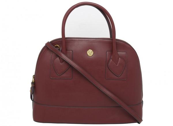 Billie Maroon Satchels & Handheld Bags