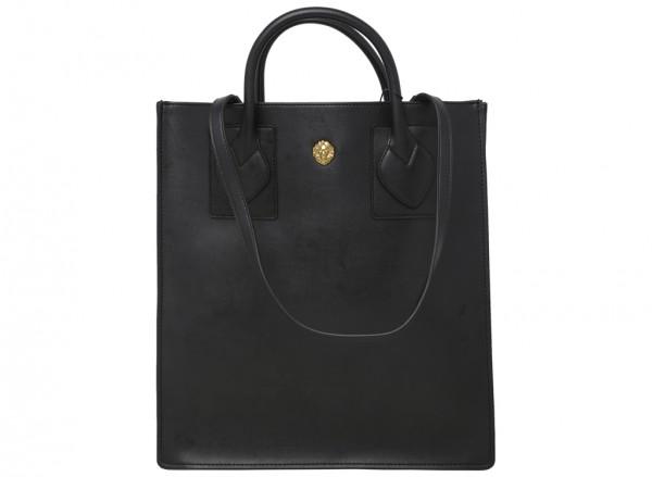 Sandra Shopper Black Shoulder Bags & Totes