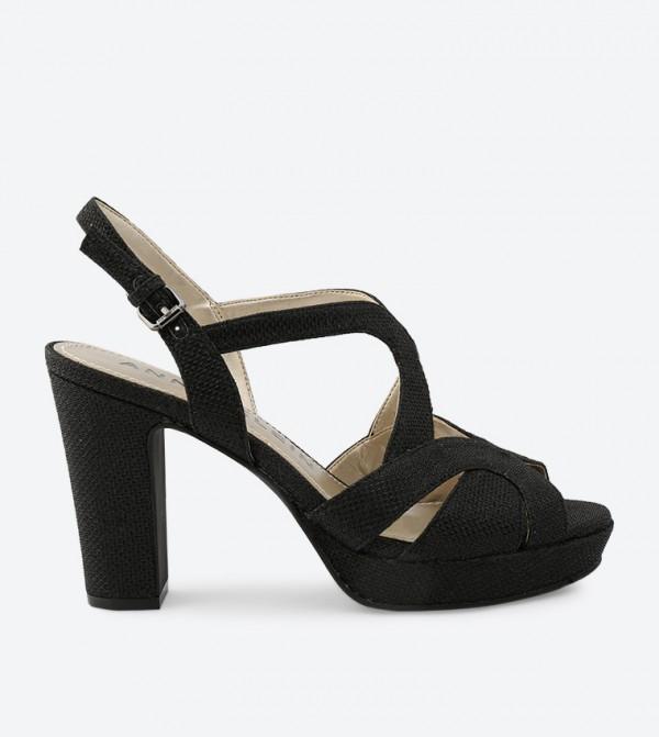 4b0ce7bcdb0 Home  Petria Sandals - Black. AKAKPETRIA2-BLACK2