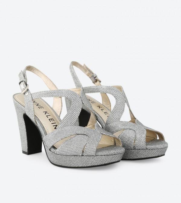 e0f403afad6 Petria Sandals - Silver