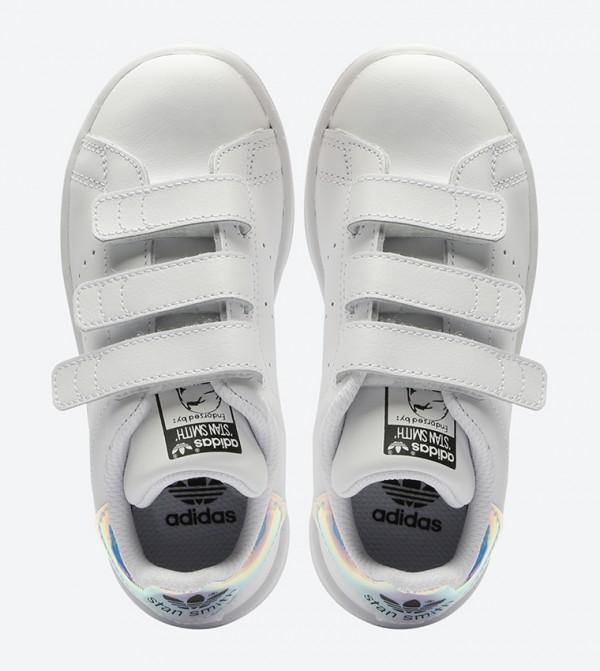 77a097aa7 حذاء ستان سميث سي اف بلون أبيض