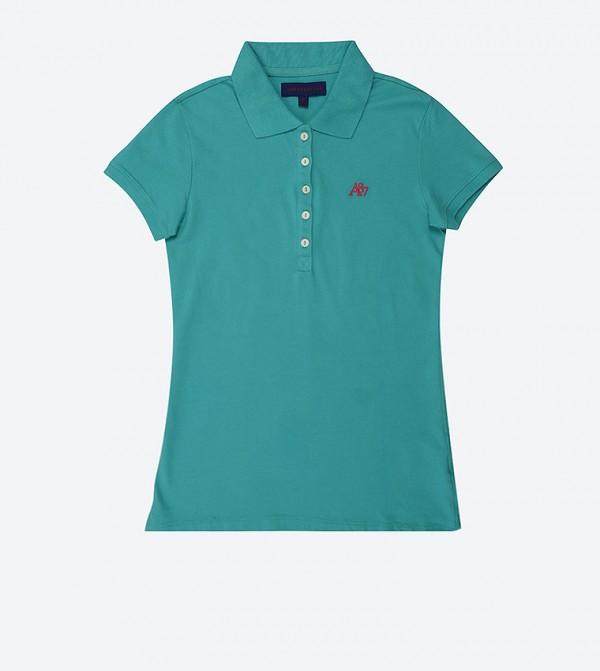 d0787c17 Home; A87 Pique Polo Shirt - Blue AR-8017-4163. AR-8017-4163-ARLTAQUA-110