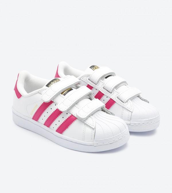 B23665 Foundation C Sneakers White Superstar Cf uTFJK1lc35