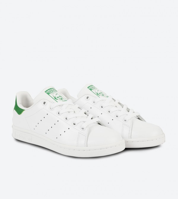 huge discount 71579 6575e White Stan Smith Sneakers