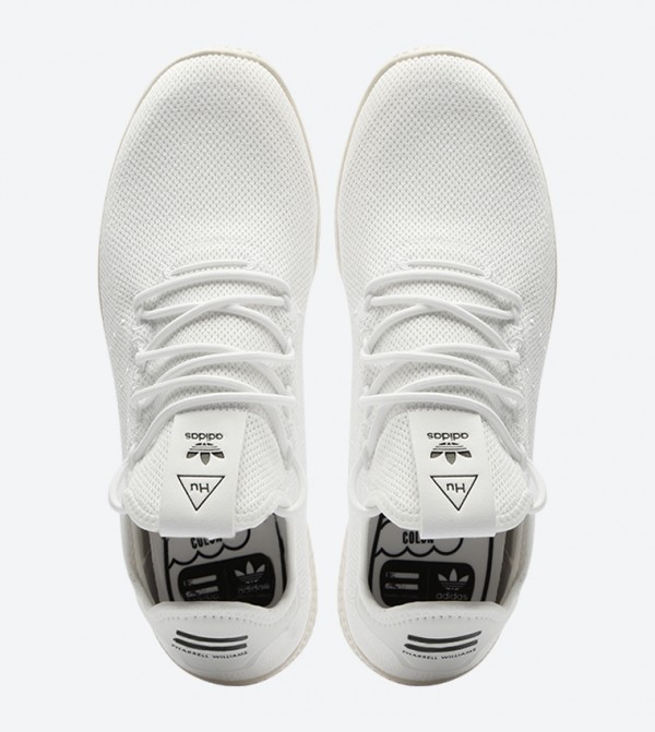 e4401a892f092 Pharrell Williams Tennis Hu Sneakers - White B41792