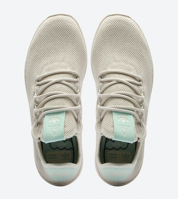 832f2d281 Pharrell Williams Tennis Hu Sneakers - Beige B41885