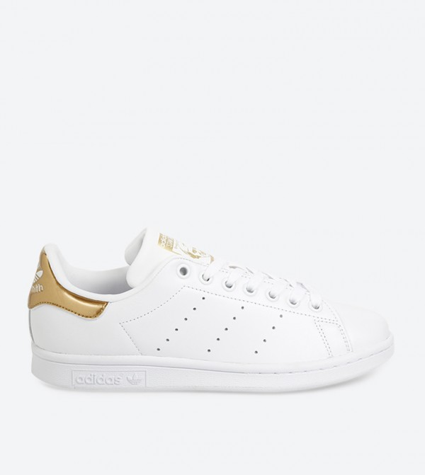 cheap for discount 6989a 259cf Adidas Originals Stan Smith Sneakers - White - BB5155