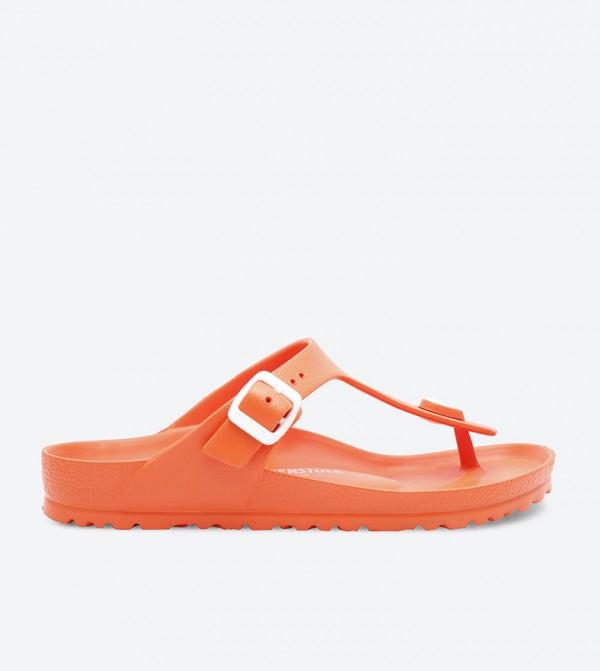 690604ea2803 Home  Gizeh Thong Sandals - Orange BKGIZEH-1003523. BKGIZEH-1003523-SCB- CORAL