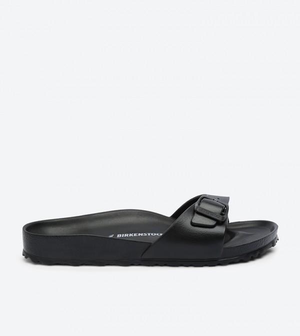 bcc6c401d4f Home  Black Madrid Sandals. BKMADR-128163-BKBLACK
